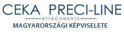 Ceka és Preci-Line webáruház Logo